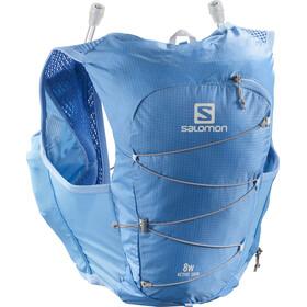 Salomon Active Skin Vest 8 sæt Damer, blå
